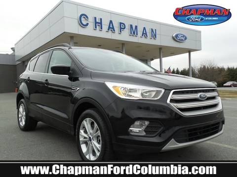Chapman Ford Of Columbia Cars For Sale In Columbia Pa