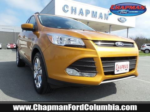 Chapman Ford Columbia >> Chapman Ford Of Columbia Ford Escape In Lancaster